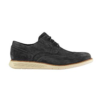 Rockport Wingtip Shoes Mens