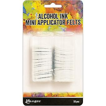 Ranger Tim Holtz Alcool Encre Mini Applicateur Feuts de remplacement