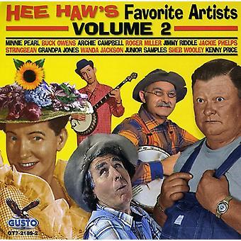 Hee Haw - Vol. 2-Hee Haw [CD] USA importar