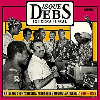 Various Artist - Disques Debs International Volume 1 [CD] USA import