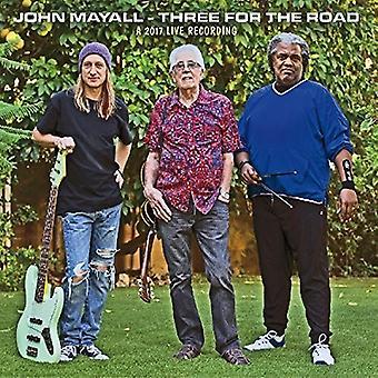 John Mayall - Three for the Road [CD] USA import