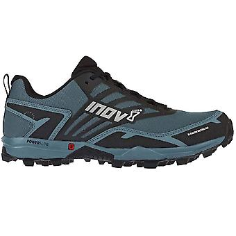 Inov8 X-talon 260 Ultra Womens Wider Toe Box Trail Running Shoes Blue Grey/black