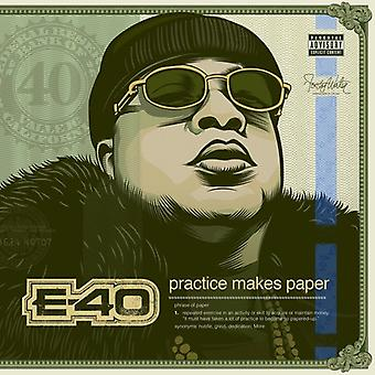 Practice Makes Paper [CD] USA import