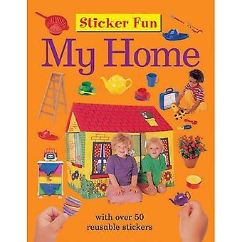 My Home (Sticker Fun)