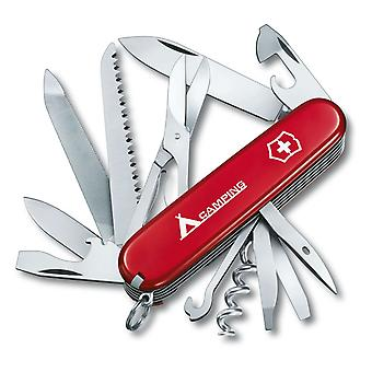 Victorinox RANGER - Officers Swiss army knife - 21 functions - Genuine Swiss