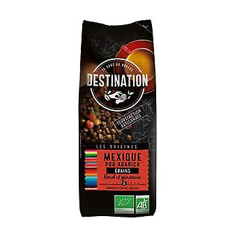 100% organic Arabica Mexican coffee beans 250 g
