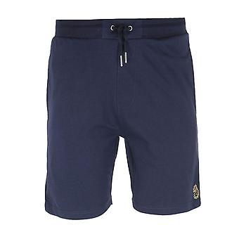 Luke 1977 Navy Sweat Shorts