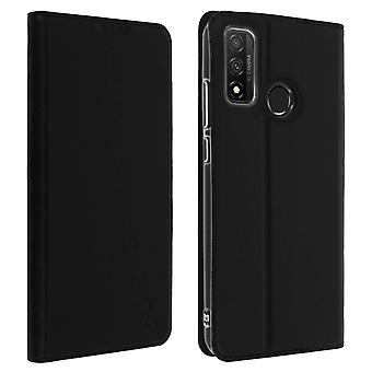 Case for Huawei P smart 2020 with Card Holder Akashi Video Function - Black