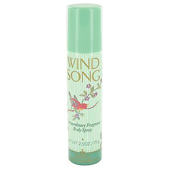Wind Song Deodorant Spray By Prince Matchabelli