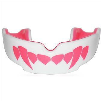 Safejawz fangz gum shield - pink