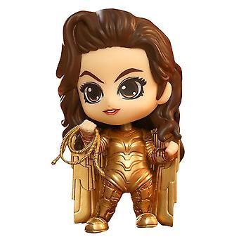 Mulher Maravilha 1984 Golden Armor Cosbaby