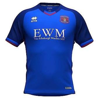 2020-2021 Carlisle United Home Shirt