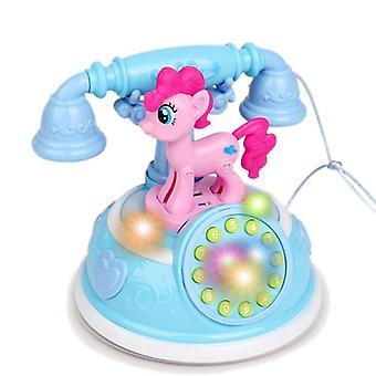 Retro's Telefon - Korai Oktatási Story Machine emulált