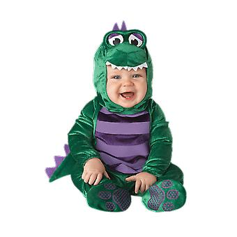 Baby Age 6 - 24 Months Dinosaur Costume Halloween Animal Cute Fancy Dress
