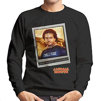 Animal House Bluto Polaroid Design Men's Sweatshirt