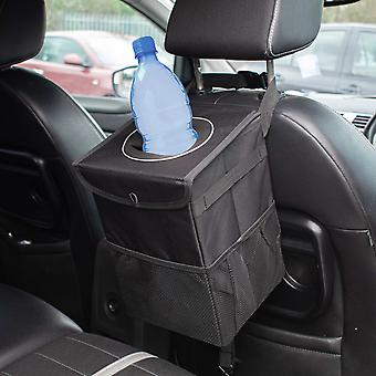 TRIXES Car Garbage Bin Storage Box Auto Accessoires Auto Boot Organisator