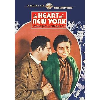 Heart Of New York (1932) [DVD] USA import