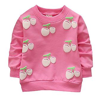 Autumn Spring Baby Kids Toddler Long Sleeves Sweatshirts Tops