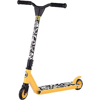 Scooter Pb stunt Katana yellow and black
