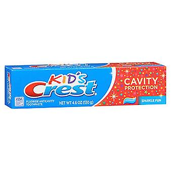 Crest Toothpaste For Kids, 4.6 oz