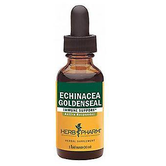 Herb Pharm Rapid Immune Boost (Echinacea Goldenseal), 1 Oz