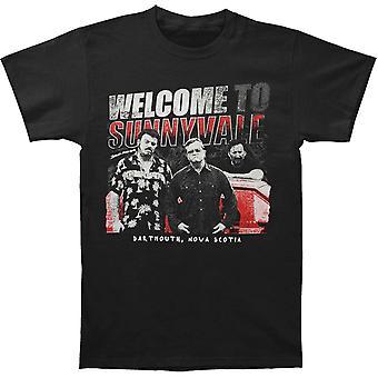 Trailer Park Boys Welkom bij Sunnyvale Tee T-shirt