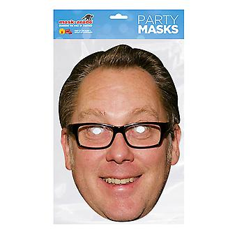Mask-arade Vic Reeves Party Mask