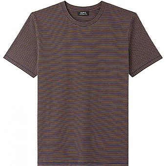 A.p.c Apc Marine T-shirt