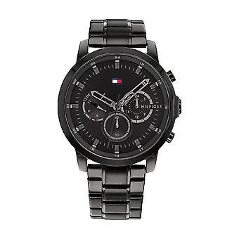 Tommy Hilfiger Men's Watch 1791795 ACIER