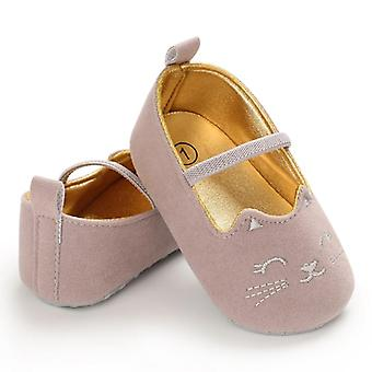Baby First Walkers Shoes, Newborn Princess Moccasins