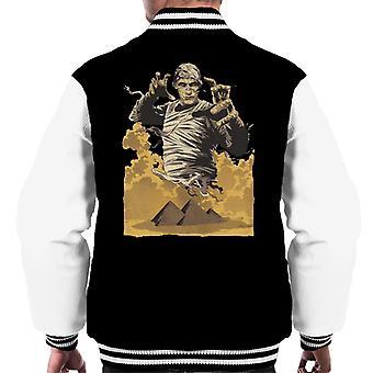 The Mummy Sandstorm Men's Varsity Jacket