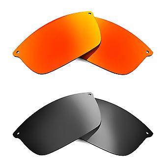 Lenti di sostituzione polarizzate per occhiali da sole Oakley Carbon Blade Anti-Scratch Anti-Glare UV400 di SeekOptics