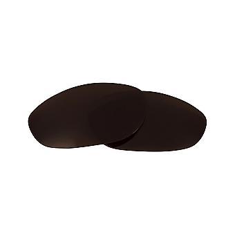 Polarizované náhradné šošovky pre Oakley Monster Dog Sunglass Anti-Scratch Brown