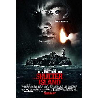 Shutter Island - style E Movie Poster (11 x 17)