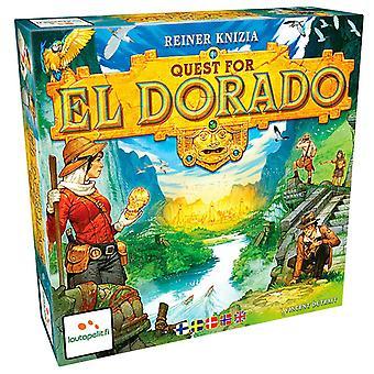 Quest for El Dorado - Brettspiele (Nordic, ENG)