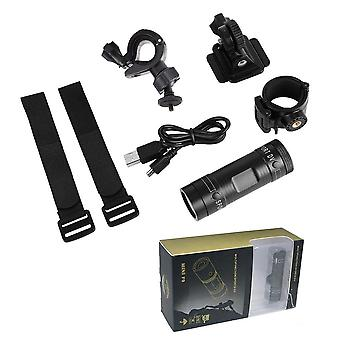 Hd Motorcycle Bike Sports Action Camera, Video Dvr Camcorder, Car Digital Video