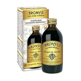 BRONVIS WITH MIELE MILLEF 200ML 200 ml