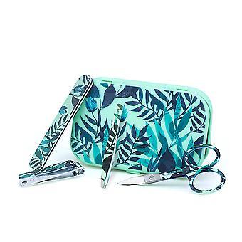 Beter Manicura Tropical Green Set 5 Pz Pentru Femei