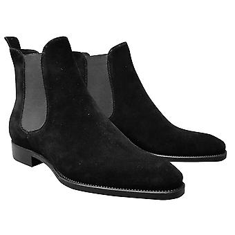 Männer Wildleder Knöchel formal Casual High Top Schuhe Anti-rutsch & atmungsaktiv