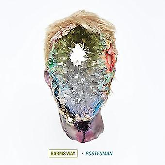 Harms Way - Posthuman [CD] USA import