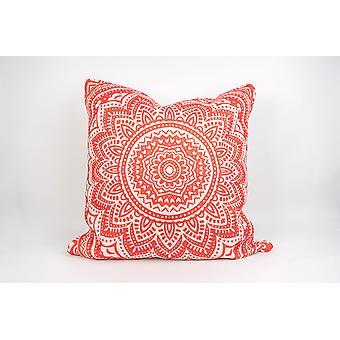 "Mandala Chakra Fait à la main Méditation Spirtual Floor Pillow 28""x28"""