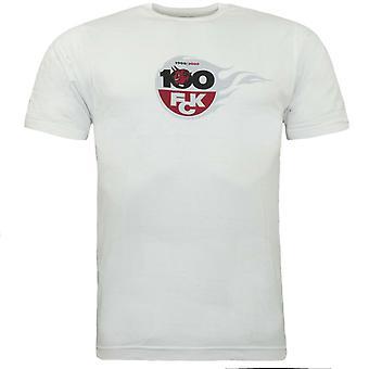 Nike Team Sports FC Kaiserslautern Koti Valkoinen Miesten T-paita 164530 100