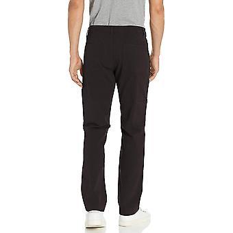 Brand - Goodthreads Men's Straight-Fit Carpenter Pant, Black 30W x 28L