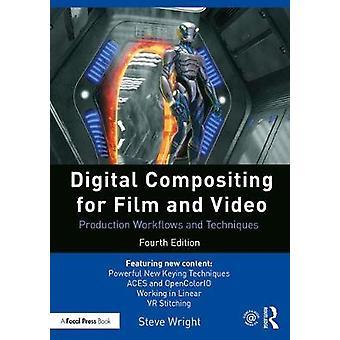 Compositing numérique pour les flux de travail et les techniques de production de films et de vidéos