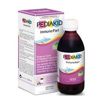 Pediakid Inmuno Fort (Blueberry Flavor) 250 ml (Blueberries)