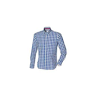 Front Row Checked Cotton Shirt FR500