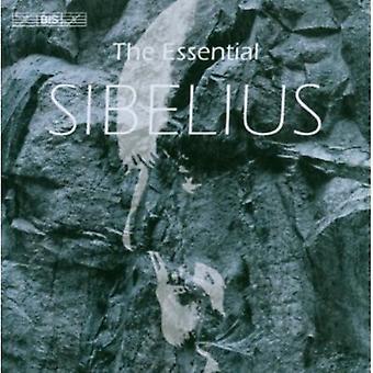 J. Sibelius - de essentiële Sibelius [verzamelbox] [CD] USA importeren