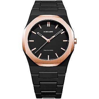 Reloj de las damas D1 Milano PCBJ15, cuarzo, 40 mm, 5ATM