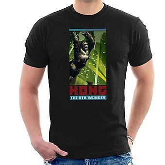 King Kong The 8th Wonder City Rage Men's T-Shirt