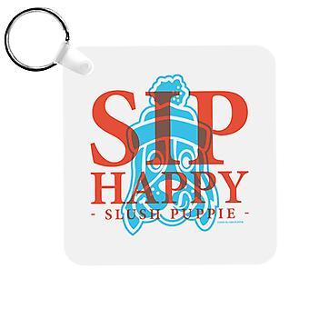 Slush Puppie Sip Happy Keyring